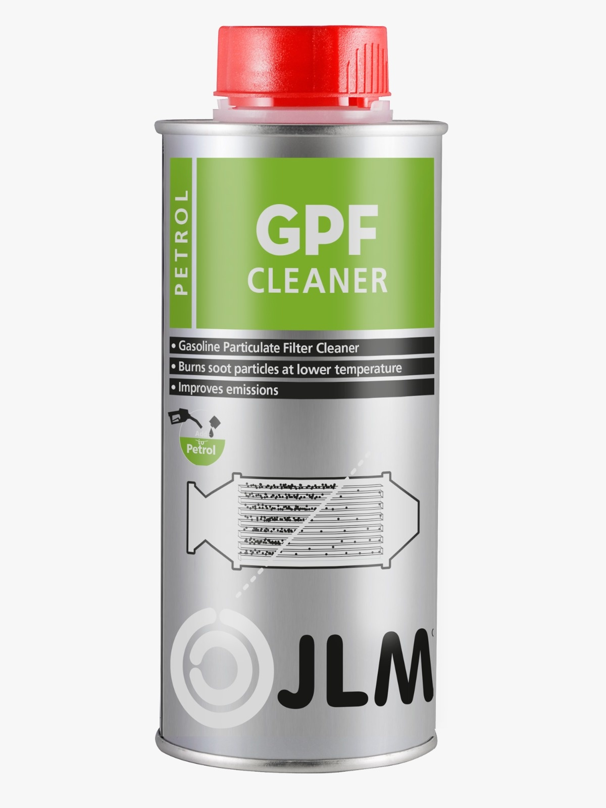 JLM Benzin GPF Cleaner 250ml