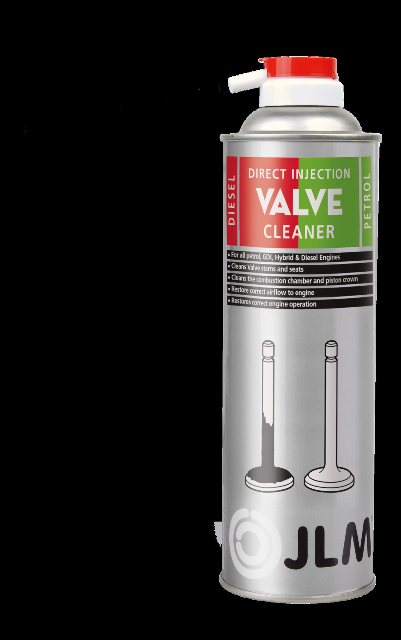 JLM Direct Injection Valve Cleaner Spray