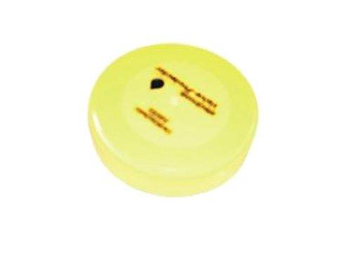 Valve-P. Ersatzdeckel gelb