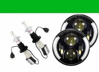 Feux de route & Ampoules