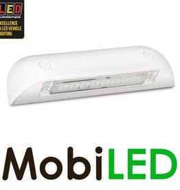 LED autolamps Éclairage intérieur d'entree Rectangle 12V Blanc