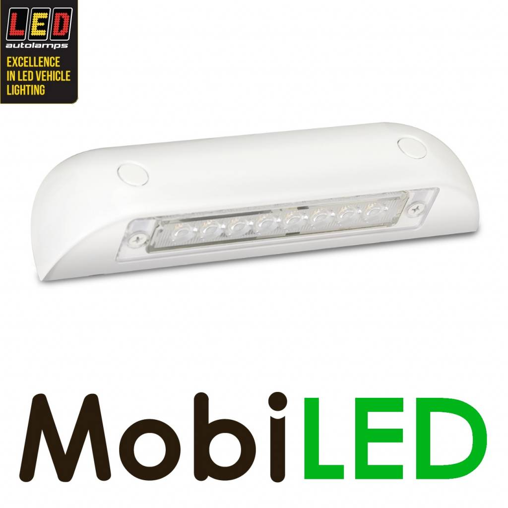 LED autolamps Interieurverlichting Instap Rechthoek 12 volt Wit