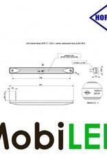 HORPOL Interieurverlichting Helder 12-24 volt Wit 200 Lm
