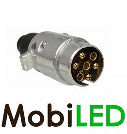 Stekker aluminium 7-polig ISO 1724