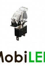 Toggle Schakelaar led 20 ampère 12 volt wit