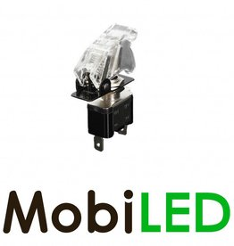 Toggle Schakelaar led 20Amp 12V wit