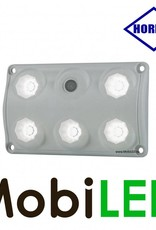 HORPOL Éclairage intérieur Blanc avec interrupteur 12-24 volt