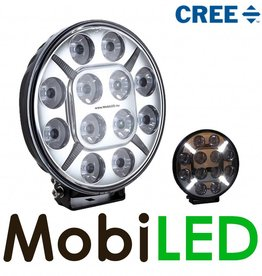 """Cree 7"""" Verstraler 60W E-Keur Chrome DRL"""