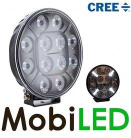 CREE 7 ̎ Projecteur de loin 60W E-marque black line