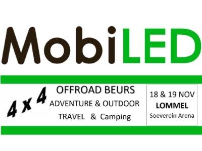 MobiLED bij Dima4x4 beurs 2017