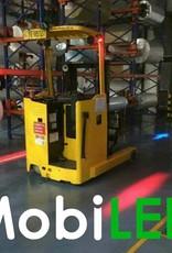 Red spot safety Line voor de veiligheid van uw werknemers