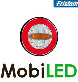 Fristom Neon look Rond achterlicht Fristom 3 functies E-keur bajonet