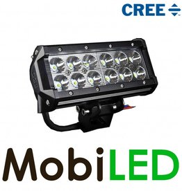 CREE light bar 36W verstraler