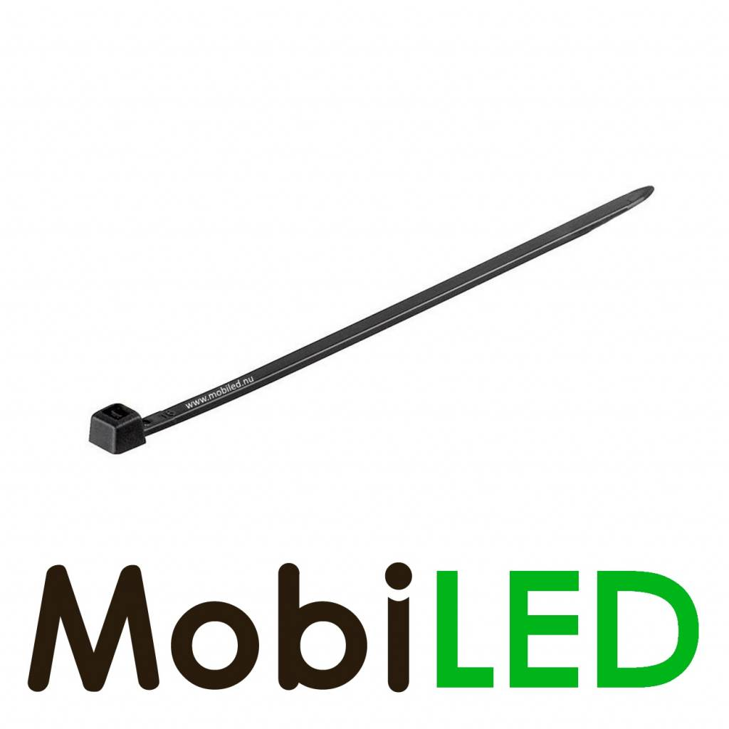 100x Liens de câble, tie-wrap, sangle de faisceau (2.5mm x 100mm)