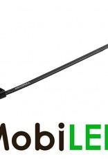 100x Liens de câble, tie-wrap, sangle de faisceau  (2.5mm x 200mm)