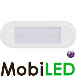 LED autolamps Éclairage intérieur Opale 12-24V Blanc ovale