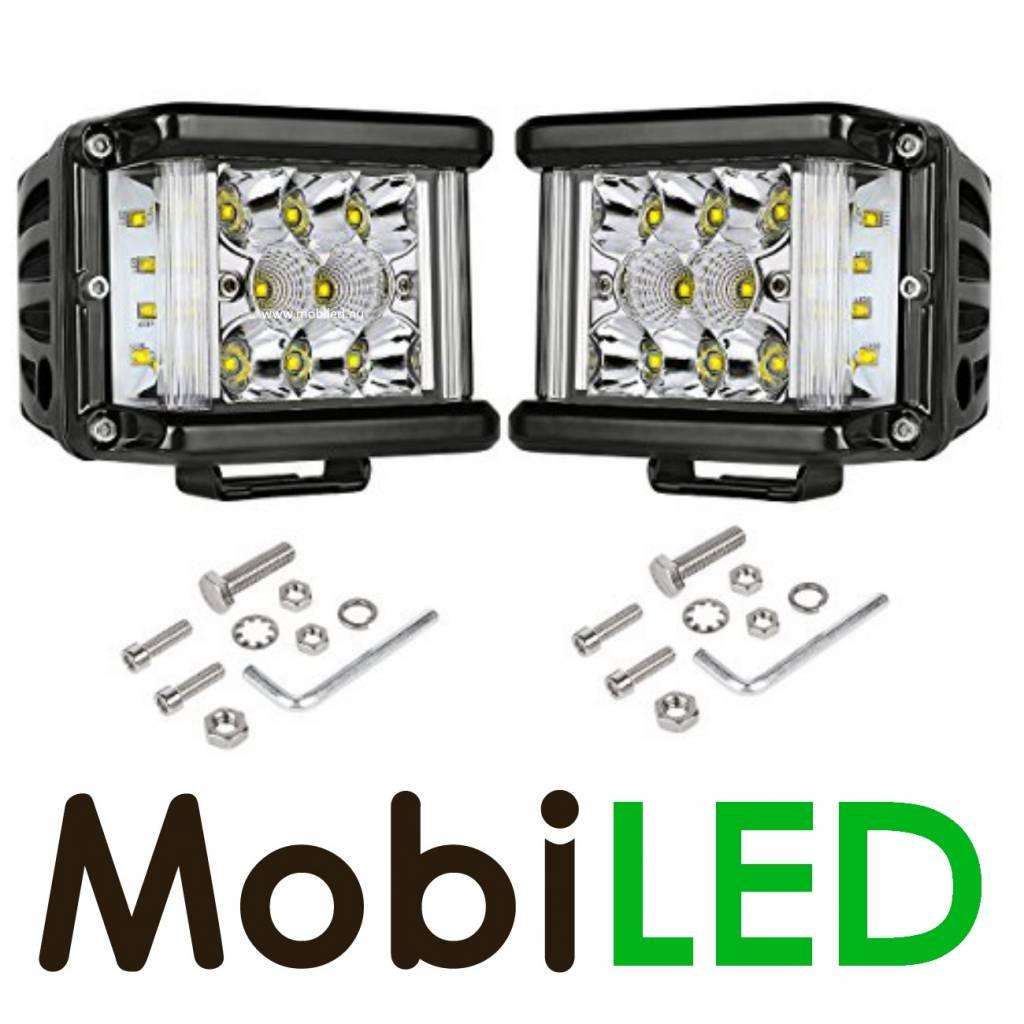 M-LED Ensemble Tireurs 34 watt