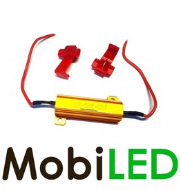 LED CAN-BUS Weerstand 12 volt -50w 8 Ohm