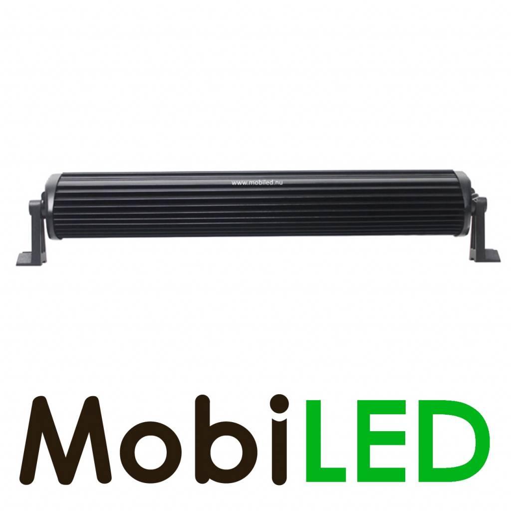 Adjustable Duo color light bar 120w  amber / wit strobe 12 volt!