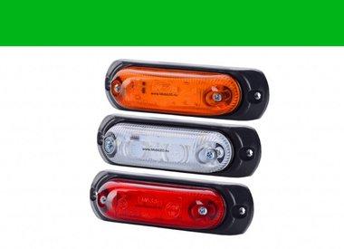 Éclairage contour 12-24v E-marque