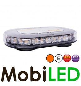 M-LED Flitsbalk dakset 90w Amber E-keur