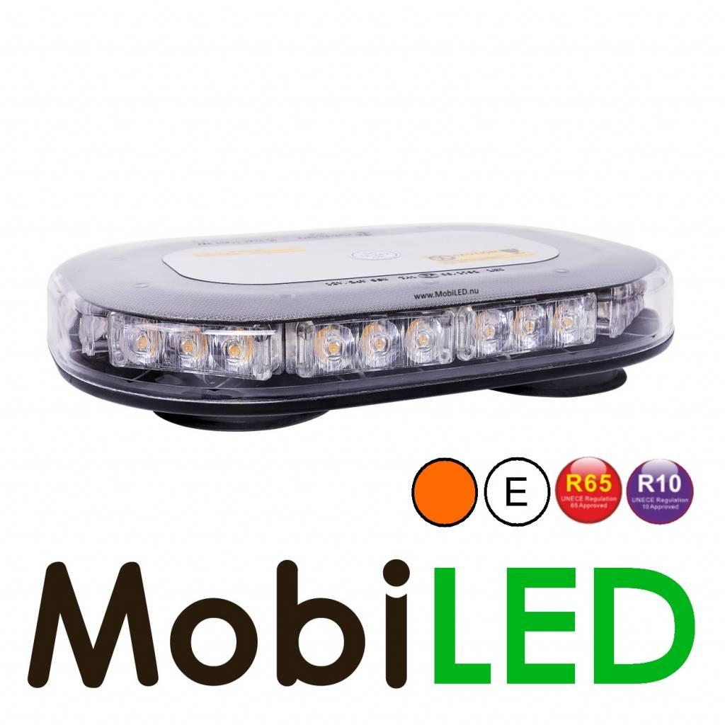 M-LED Flitsbalk dakset 90 watt Amber E-keur magneet