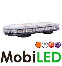 M-LED Flitsbalk dakset 126w Amber E-keur