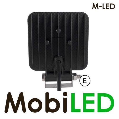 M-led 27w  Grafeen platte werklamp E-keur 4m kabel