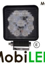 M-led Projecteur de travail  graphène  27w E-mark,  câble  4m