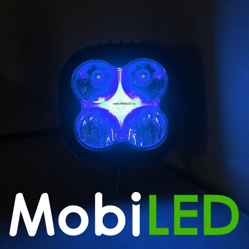 Baja LED combistraler 20w met blauwe backlight