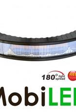 Hoek Flitser Amber 12 LED E-keur