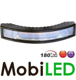 M-LED Hoek Flitser Amber 12 LED E-keur