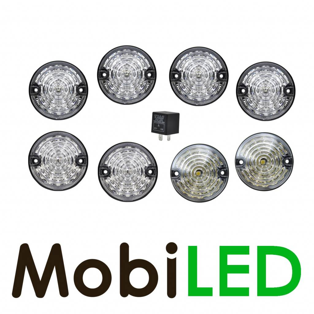 Defender Upgrade KIT LED Clear