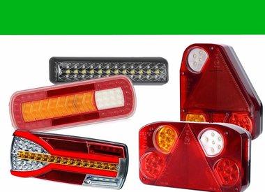Feux arrière LED combinés