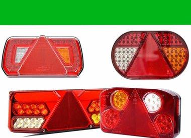 Éclairage de remorque LED