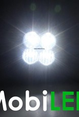 Baja LED combistraler 20w met witte backlight