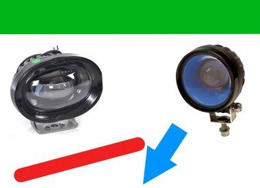 Marquage de sécurité à LED