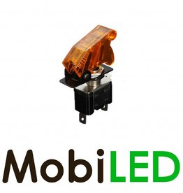Toggle Schakelaar led 20Amp 12V amber