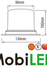 Gyrophare 18 watt Magnet 7 modèles de flash E-mark.
