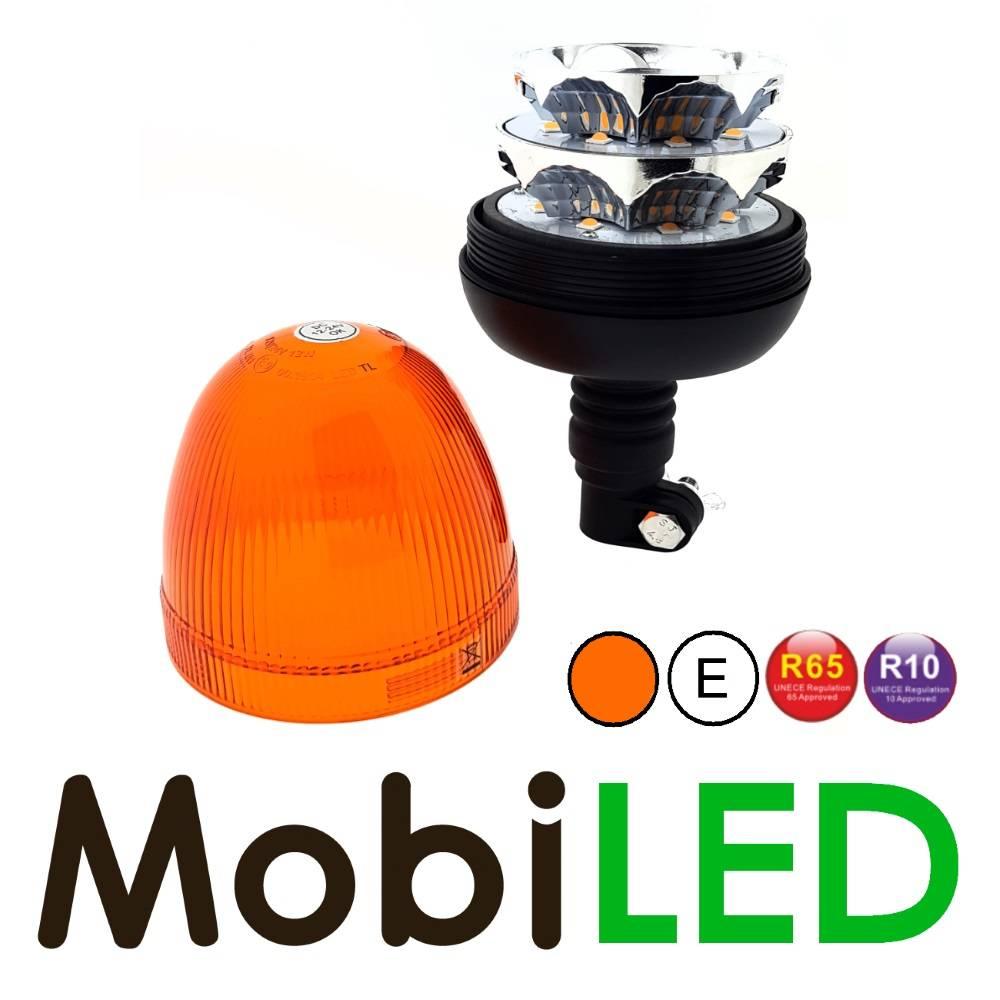 Zwaailamp 48 watt opsteek DIN flex E-keur