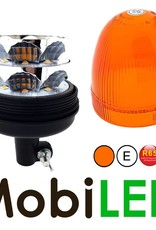 Zwaailamp 48 watt opsteek DIN vast E-keur