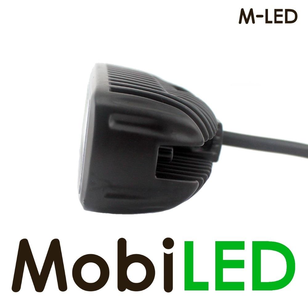 M-LED M-LED werklamp met amber flitser