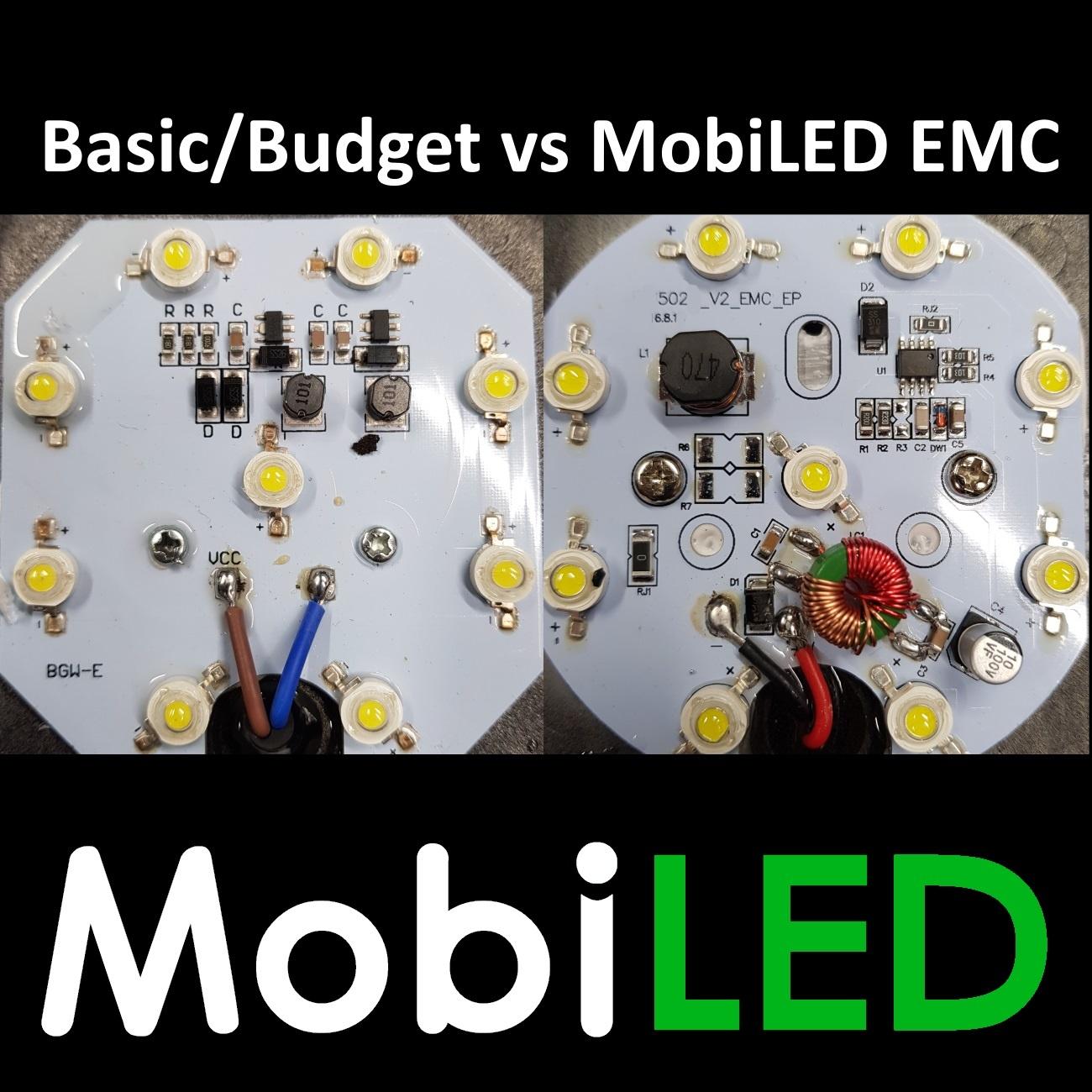 M-LED EMC werklamp 27w 4M E-keur