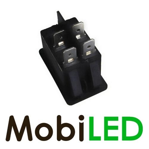 Wip Schakelaar led groen 35 ampère 12 volt