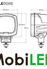OLEDONE CREE werklamp 42 watt heavy duty Oledone