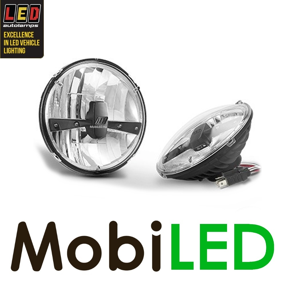 LED autolamps LED autolamps koplampen SET 7 inch