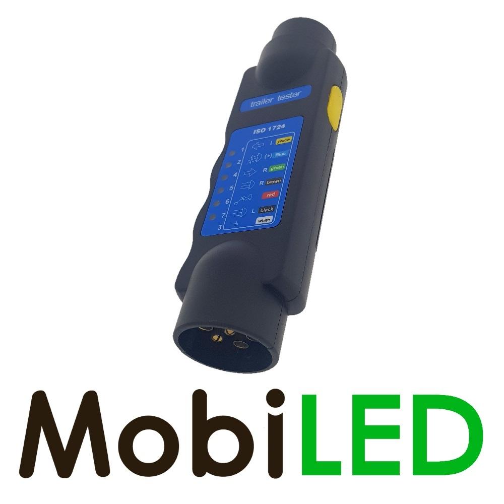 Batterie 9 V Testeur d/éclairage Testeur DIN 7 broches