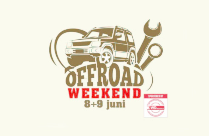 Landsard off road weekend