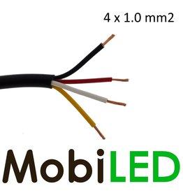 Câble de connexion 4 fils 4 x 1mm2
