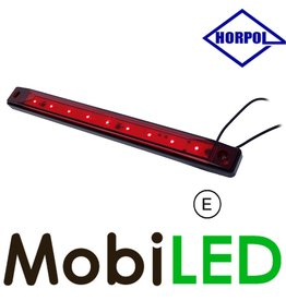 HORPOL Marqueur latéral Extra long Rouge